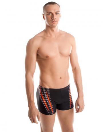 Мужские плавки-шорты LAVAПлавки-шорты<br><br><br>Размер INT: S<br>Цвет: Черный