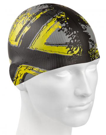 Силиконовые шапочки Mad Wave CROSS M0556 05 0 06WСиликоновые шапочки<br>Силиконовая шапочка с рисунком.<br><br>Размер: None<br>Цвет: Желтый