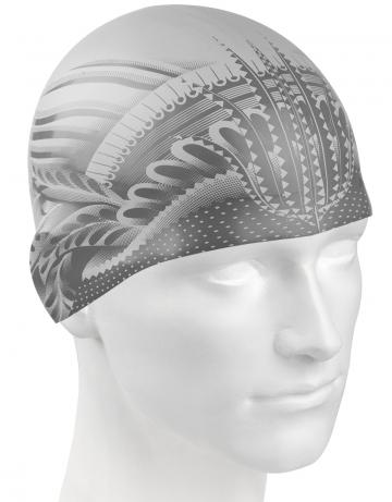 Силиконовая шапочка для плавания FEATHER. Производитель: Mad Wave, артикул: 10020161