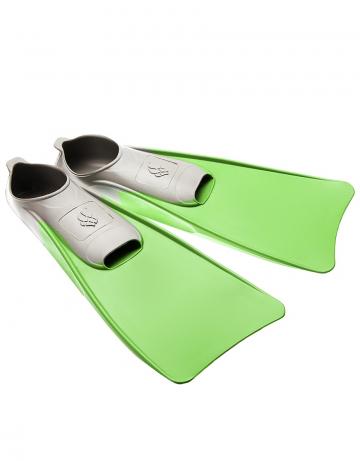 Ласты для плавания в бассейне POOL COLOUR LONGЛасты для плавания<br>Резиновые тренировочные ласты. Каждый цвет ласты соответствует определенному размеру для удобства группового использования в бассейне<br><br>Размер RU: 26-29<br>Цвет: Зеленый