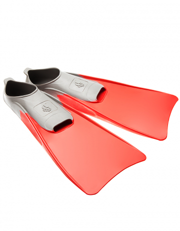 Ласты для плавания в бассейне POOL COLOUR LONGЛасты для плавания<br>Резиновые тренировочные ласты. Каждый цвет ласты соответствует определенному размеру для удобства группового использования в бассейне<br><br>Размер RU: 38-39<br>Цвет: Красный