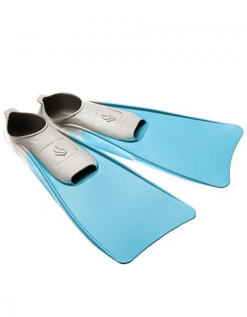 Ласты для плавания в бассейне POOL COLOUR LONGЛасты для плавания<br>Резиновые тренировочные ласты. Каждый цвет ласты соответствует определенному размеру для удобства группового использования в бассейне<br><br>Размер RU: 42-43<br>Цвет: Голубой