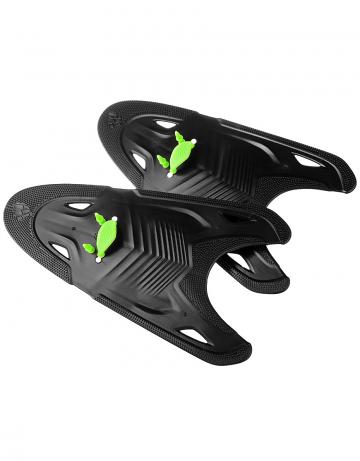 Лопатки для плавания FREESTYLEЛопатки для плавания<br>Лопатки Freestyler имеют уникальный дизайн, который разработан специально для тренировок вольным стилем. Благодаря своей обтекаемой форме, они обеспечивают лучший вход руки в воду, правильную траекторию при движении руки вперед, за счет чего, каждый гребок получается более длинным.<br><br>Размер: one size<br>Цвет: Черный