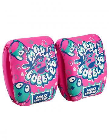 Нарукавники для плавания FOAMНарукавники<br>Удобные и абсолютно безопасные ненадуваемые нарукавнки из пеноматериала<br><br>Размер RU: 0-2<br>Цвет: Розовый