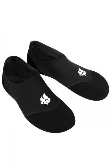 Латексные носки для бассейна SPLASHНоски для бассейна<br><br><br>Размер: 44-45<br>Цвет: Черный