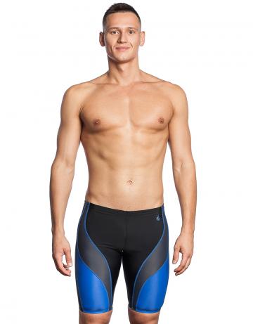 Мужские плавки джаммеры для плавания SPURTДжаммеры<br>Джаммеры со средним уровнем талии. Внутри шнурок. Высота бокового шва - 43 см. Подходят для регулярных тренировок.<br><br>Размер INT: M<br>Цвет: Темно-синий