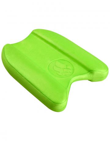 Доска калабашка FlowДоски для плавания<br>Отличная модель плавательной доски для совершенствования техники плавания и реабилитации. Достаточно большая, чтобы выдержать вес даже очень грузного пользователя, выполненная из очень плотного EVA-материала с термообработкой, она станет надежным помощником на тренировке, на реабилитационных занятиях и на отдыхе.<br><br>Размер: 27*24*4.5cm<br>Цвет: Зеленый