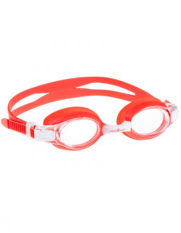 Тренировочные очки Mad Wave Automatic Multi Junior M0416 02 0 05WТренировочные очки<br>Удобные очки для частых тренировок. Система автоматической регулировки  ремешков (международный патент).<br><br>Размер: None<br>Цвет: Красный