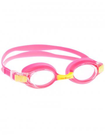 Тренировочные очки для плавания Automatic Multi JuniorТренировочные очки<br>Удобные очки для частых тренировок. Система автоматической регулировки  ремешков (международный патент).<br><br>Цвет: Розовый