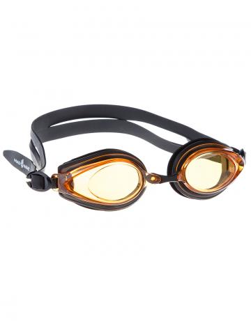 Тренировочные очки для плавания Techno IIТренировочные очки<br>Удобные очки TECNHO II от Mad Wave отлично послужат прекрасным дополнением к частым тренировкам в бассейне. Превосходная посадка, обеспеченная высоким обтюратором и двойным силиконовым ремешком, надежно защитит глаза от протекания и повысит комфорт в использовании. Линзы с защитой от ультрафиолета UV 400 и покрытием от запотевания Антифог.<br><br>Цвет: Черный