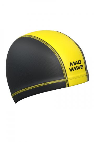 Текстильная шапочка для плавания Lycra DOUTONEТекстильные шапочки<br>Текстильная шапочка для ежедневных тренировок.<br><br>Цвет: Желтый