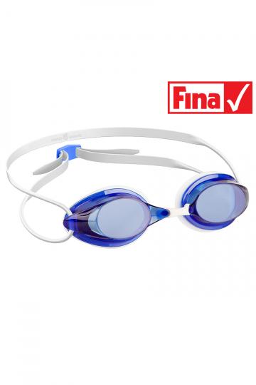 Стартовые очки STREAMLINEСтартовые очки<br>Усовершенствованные гидродинамические свойства и низкопрофильный дизайн очков Streamline обеспечат максимально эффективное скольжение в воде при наименьшем сопротивлении. Очки оснащены двойным ремешком и низкопрофильным обтюратором для обеспечения надежной фиксации и безопасности при погружении в воду. Линзы имеют защиту от ультрафиолета и специальное покрытие Антифог. В комплекте 3 сменные носовые перемычки.<br>Для обеспечения наивысшего комфорта на стартах, Mad Wave предлагает линзы с широким спектром диоптрий (от -1.0 до -9.0). Линзы поставляются отдельно.<br><br>Цвет: Синий