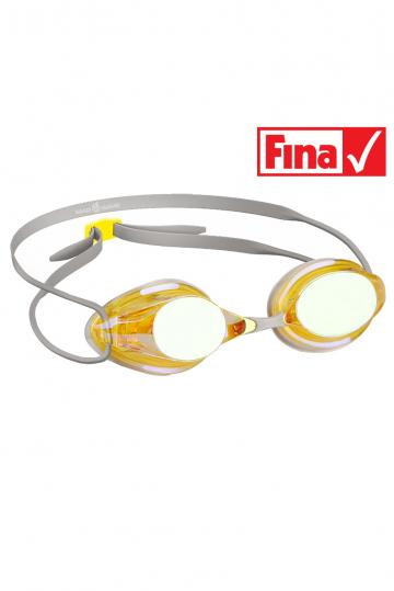 Стартовые очки STREAMLINE RainbowСтартовые очки<br>Усовершенствованные гидродинамические свойства и низкопрофильный дизайн очков Streamline обеспечат максимально эффективное скольжение в воде при наименьшем сопротивлении. Очки оснащены двойным ремешком и низкопрофильным обтюратором для обеспечения надежной фиксации и безопасности при погружении в воду. Линзы имеют защиту от ультрафиолета UV и специальное покрытие Антифог. В комплекте 3 сменные носовые перемычки.<br>Для обеспечения наивысшего комфорта на стартах, Mad Wave предлагает линзы с широким спектром диоптрий (от -1.0 до -9.0). Линзы поставляются отдельно.<br><br>Цвет: Желтый