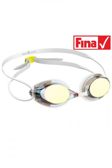 Стартовые очки STREAMLINE RainbowСтартовые очки<br>Усовершенствованные гидродинамические свойства и низкопрофильный дизайн очков Streamline обеспечат максимально эффективное скольжение в воде при наименьшем сопротивлении. Очки оснащены двойным ремешком и низкопрофильным обтюратором для обеспечения надежной фиксации и безопасности при погружении в воду. Линзы имеют защиту от ультрафиолета UV и специальное покрытие Антифог. В комплекте 3 сменные носовые перемычки.<br>Для обеспечения наивысшего комфорта на стартах, Mad Wave предлагает линзы с широким спектром диоптрий (от -1.0 до -9.0). Линзы поставляются отдельно.<br><br>Цвет: Пурпурный