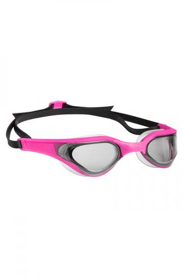 Тренировочные очки для плавания RAZORТренировочные очки<br>Очки RAZOR сочетают в себе агрессивный дизайн профессиональных стартовых очков Mad Wave, а также удобство лучших очков для тренировок. Широкий и мягкий обтюратор минимизирует нагрузку на глаза, а инновационная эргономичная конструкция обеспечит превосходную посадку и удобство в использовании. Линзы с защитой от ультрафиолета и покрытием от запотевания Антифог.<br><br>Цвет: Розовый