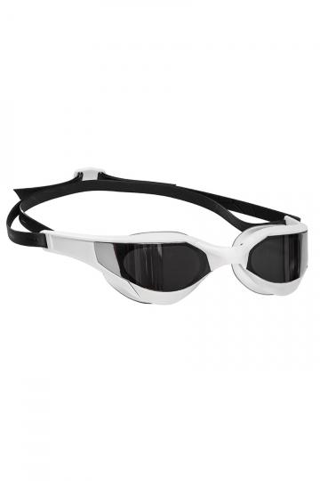 Тренировочные очки для плавания RAZOR MirrorТренировочные очки<br>Очки RAZOR сочетают в себе агрессивный дизайн профессиональных стартовых очков Mad Wave, а также удобство лучших очков для фитнес плавания. Широкий и мягкий обтюратор минимизирует нагрузку на глаза, а инновационная эргономичная конструкция обеспечит превосходную посадку и удобство в использовании. Линзы с защитой от ультрафиолета и покрытием от запотевания Антифог.<br><br>Цвет: Белый