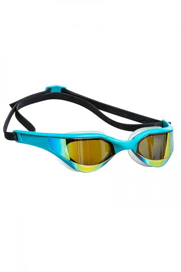 Тренировочные очки для плавания RAZOR RainbowТренировочные очки<br>Очки RAZOR сочетают в себе агрессивный дизайн профессиональных стартовых очков Mad Wave, а также удобство лучших очков для фитнес плавания. Широкий и мягкий обтюратор минимизирует нагрузку на глаза, а инновационная эргономичная конструкция обеспечит превосходную посадку и удобство в использовании. Линзы с защитой от ультрафиолета и покрытием от запотевания Антифог.<br><br>Цвет: Голубой