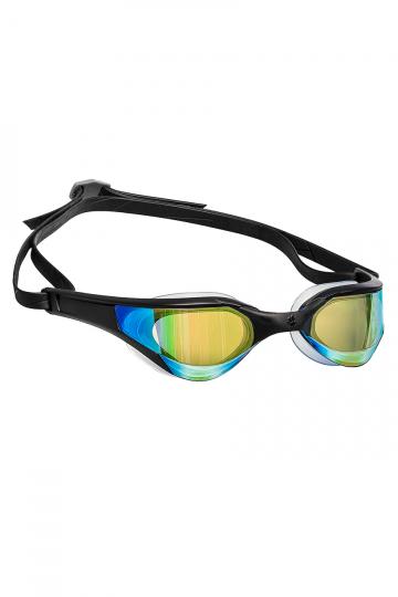 Тренировочные очки для плавания RAZOR RainbowТренировочные очки<br>Очки RAZOR сочетают в себе агрессивный дизайн профессиональных стартовых очков Mad Wave, а также удобство лучших очков для фитнес плавания. Широкий и мягкий обтюратор минимизирует нагрузку на глаза, а инновационная эргономичная конструкция обеспечит превосходную посадку и удобство в использовании. Линзы с защитой от ультрафиолета и покрытием от запотевания Антифог.<br><br>Цвет: Черный