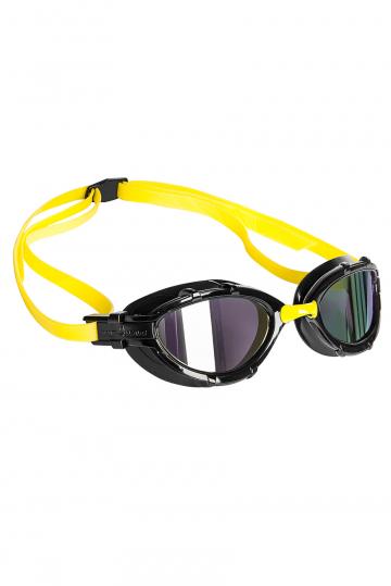 Mad Wave Тренировочные очки для плавания TRIATHLON Rainbow