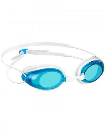 Тренировочные очки для плавания HONEYТренировочные очки<br>Очки HONEY от Mad Wave идеально подходят для регулярных тренировок в бассейне. <br>Высокий обтюратор, изготовленный с использованием оригинальной технологии BIO FIT обеспечивает надежную посадку, снижая давление на область вокруг глаз и не оставляя на ней следов, что позволяет пользоваться очками даже длительное время с максимальным комфортом. Двойной силиконовый ремешок со специальной клипсой для регулировки позволит надежно зафиксировать очки. Линзы с защитой UV защищают глаза от вредного ультрафиолетового излучения, позволяя использовать очки также для заплывов на открытой воде, а покрытие от запотевания Антифог препятствует конденсации влаги на линзах. Очки имеют в комплекте 3 сменные носовые перемычки, что дает возможность адаптировать модель под индивидуальные особенности строения лица конкретного человека.<br><br>ОСОБЕННОСТИ:<br><br><br> Удобный и эргономичный обтюратор - обеспечивает максимальный комфорт и надежность даже при длительном использовании;<br>Обтюратор BIO FIT - очки надежно фиксируются, не оставляя следов вокруг глаз после использования;<br>3 сменные носовые перемычки - очки подходят для любого типа лица;<br>Защита UV - надежная защита от ультрафиолета;<br>Покрытие Антифог - надежная защита от запотевания.<br><br>Цвет: Голубой