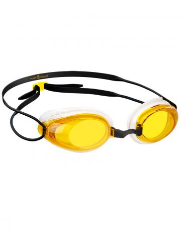Тренировочные очки для плавания HONEYТренировочные очки<br>Очки HONEY от Mad Wave идеально подходят для регулярных тренировок в бассейне. <br>Высокий обтюратор, изготовленный с использованием оригинальной технологии BIO FIT обеспечивает надежную посадку, снижая давление на область вокруг глаз и не оставляя на ней следов, что позволяет пользоваться очками даже длительное время с максимальным комфортом. Двойной силиконовый ремешок со специальной клипсой для регулировки позволит надежно зафиксировать очки. Линзы с защитой UV защищают глаза от вредного ультрафиолетового излучения, позволяя использовать очки также для заплывов на открытой воде, а покрытие от запотевания Антифог препятствует конденсации влаги на линзах. Очки имеют в комплекте 3 сменные носовые перемычки, что дает возможность адаптировать модель под индивидуальные особенности строения лица конкретного человека.<br><br>ОСОБЕННОСТИ:<br><br><br> Удобный и эргономичный обтюратор - обеспечивает максимальный комфорт и надежность даже при длительном использовании;<br>Обтюратор BIO FIT - очки надежно фиксируются, не оставляя следов вокруг глаз после использования;<br>3 сменные носовые перемычки - очки подходят для любого типа лица;<br>Защита UV - надежная защита от ультрафиолета;<br>Покрытие Антифог - надежная защита от запотевания.<br><br>Цвет: Желтый