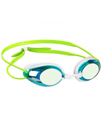 Тренировочные очки для плавания HONEY RainbowТренировочные очки<br>Очки HONEY от Mad Wave идеально подходят для регулярных тренировок в бассейне. <br>Высокий обтюратор, изготовленный с использованием оригинальной технологии BIO FIT обеспечивает надежную посадку, снижая давление на область вокруг глаз и не оставляя на ней следов, что позволяет пользоваться очками даже длительное время с максимальным комфортом. Двойной силиконовый ремешок со специальной клипсой для регулировки позволит надежно зафиксировать очки. Линзы Rainbow с защитой UV защищают глаза от вредного ультрафиолетового излучения, позволяя использовать очки также для заплывов на открытой воде, а покрытие от запотевания Антифог препятствует конденсации влаги на линзах. Очки имеют в комплекте 3 сменные носовые перемычки, что дает возможность адаптировать модель под индивидуальные особенности строения лица конкретного человека.<br><br>ОСОБЕННОСТИ:<br><br><br>Покрытие Rainbow - усовершенствованный дизайн и дополнительная защита от бликов;<br>Удобный и эргономичный обтюратор - обеспечивает максимальный комфорт и надежность даже при длительном использовании;<br>Обтюратор BIO FIT - очки надежно фиксируются, не оставляя следов вокруг глаз после использования;<br>3 сменные носовые перемычки - очки подходят для любого типа лица;<br>Защита UV - надежная защита от ультрафиолета;<br>Покрытие Антифог - надежная защита от запотевания.<br><br>Цвет: Голубой