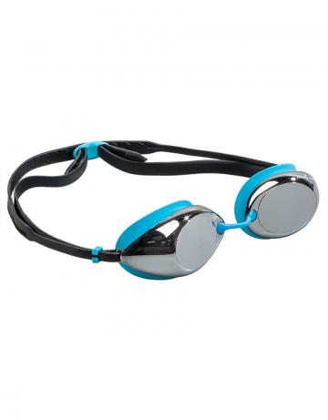 Тренировочные очки для плавания LANE4 MirrorТренировочные очки<br>Очки с зеркальным покрытием для тренировок в бассейне или<br>открытых водоемах. Мягкий обтюратор из ТПР обеспечивает удобную посадку.<br>Защита от ультрафиолетовых лучей. Антизапотевающие стекла.<br>Линзы изготовлены из поликарбоната, обтюратор – термопластичная резина, ремешок – силикон. Три сменные носовые перемычки.<br><br>Цвет: Голубой