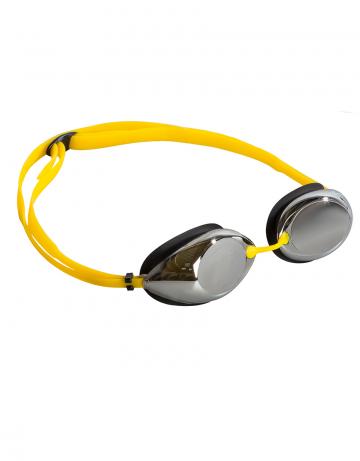 Тренировочные очки для плавания LANE4 MirrorТренировочные очки<br>Очки с зеркальным покрытием для тренировок в бассейне или<br>открытых водоемах. Мягкий обтюратор из ТПР обеспечивает удобную посадку.<br>Защита от ультрафиолетовых лучей. Антизапотевающие стекла.<br>Линзы изготовлены из поликарбоната, обтюратор – термопластичная резина, ремешок – силикон. Три сменные носовые перемычки.<br><br>Цвет: Желтый