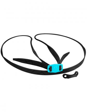 Аксессуар для очков для плавания STREAMLINE KitАксессуары для очков<br>Набор STREAMLINE включает в себя силиконовый ремешок, фиксатор ремешка и три сменные переносицы. Применяется с линзами STREAMLINE.<br><br>Цвет: Черный