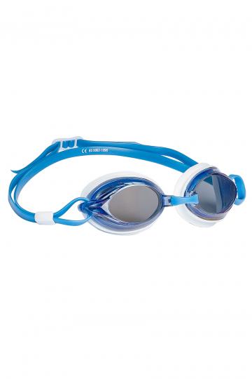 Тренировочные очки для плавания SPURT RainbowТренировочные очки<br>Удобные очки SPURT от Mad Wave отлично послужат прекрасным дополнением к частым тренировкам в бассейне. Превосходная посадка, обеспеченная высоким обтюратором и двойным силиконовым ремешком, надежно защитит глаза от протекания и повысит комфорт в использовании. Линзы Rainbow с защитой от ультрафиолета и покрытием от запотевания Антифог. 4 сменные носовые перемычки.<br><br>Цвет: Голубой
