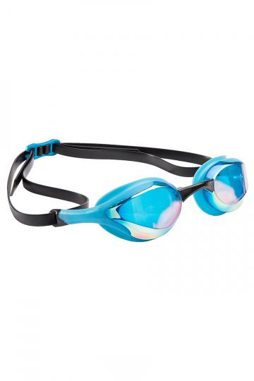 Тренировочные очки для плавания ALIEN RainbowТренировочные очки<br><br><br>Размер: None<br>Цвет: Голубой