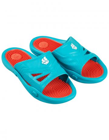 Женская обувь для бассейна и пляжа WAKES MASSAGEЖенская обувь<br><br><br>Размер: 40<br>Цвет: Голубой