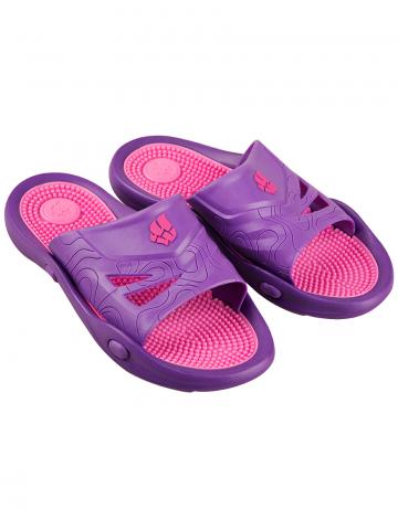 Женская обувь для бассейна и пляжа WAKES MASSAGEЖенская обувь<br><br><br>Размер: 40<br>Цвет: Фиолетовый