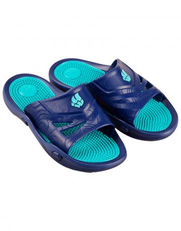 Мужская обувь для бассейна и пляжа WAKES MASSAGEМужская обувь<br><br><br>Размер: 44<br>Цвет: Синий