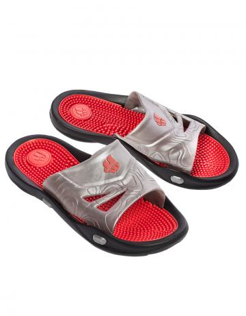 Мужская обувь для бассейна и пляжа WAKES MASSAGEМужская обувь<br><br><br>Размер: 41<br>Цвет: Серый