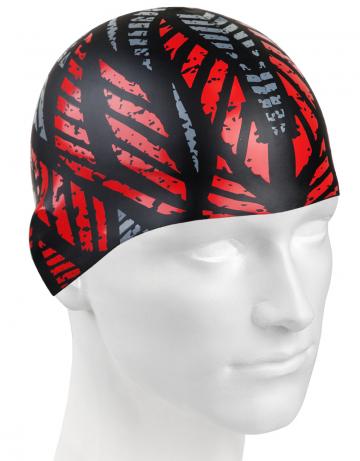 Силиконовая шапочка для плавания CRYSTALСиликоновые шапочки<br>Силиконовая шапочка изготовлена из прочного гладкого силикона. Отличается высокой эластичностью, легко надевается,  благодаря чему подходит как взрослым так и подросткам от 10 лет. Плотно облегает голову, оставляя волосы относительно сухими, при этом не электризует волосы, не тянет и не выдирает их.   Надежно защищает волосы и кожу головы от воздействия хлорированной воды в бассейне, обеспечивает безопасность во время плавания, защищая от попадания волос в глаза и под детали очков или купальника.<br><br>Цвет: Красный