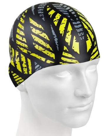 Силиконовая шапочка для плавания CRYSTALСиликоновые шапочки<br>Силиконовая шапочка изготовлена из прочного гладкого силикона. Отличается высокой эластичностью, легко надевается,  благодаря чему подходит как взрослым так и подросткам от 10 лет. Плотно облегает голову, оставляя волосы относительно сухими, при этом не электризует волосы, не тянет и не выдирает их.   Надежно защищает волосы и кожу головы от воздействия хлорированной воды в бассейне, обеспечивает безопасность во время плавания, защищая от попадания волос в глаза и под детали очков или купальника.<br><br>Цвет: Желтый