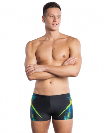 Мужские плавки-шорты BOLDПлавки-шорты<br><br><br>Размер INT: XXL<br>Цвет: Черный