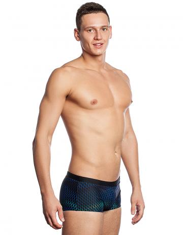 Мужские плавки-шорты ESCAPEПлавки-шорты<br><br><br>Размер INT: M<br>Цвет: Черный
