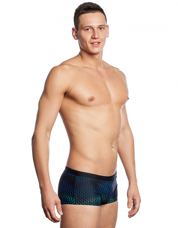 Мужские плавки-шорты ESCAPEПлавки-шорты<br><br><br>Размер INT: XXL<br>Цвет: Черный