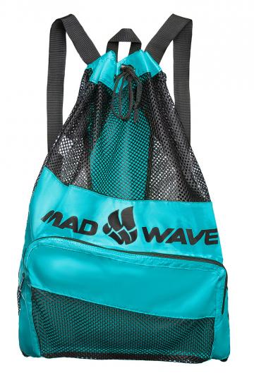 Рюкзак сумка для бассейна VENT DRY BAGРюкзаки и сумки<br>Вентилируемый мешок для спортивной одежды и инвентаря.<br><br>Размер: 65x48.5<br>Цвет: Бирюзовый