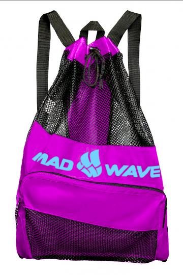 Рюкзак сумка для бассейна VENT DRY BAGРюкзаки и сумки<br>Вентилируемый мешок для спортивной одежды и инвентаря.<br><br>Размер: 65x48.5<br>Цвет: Розовый