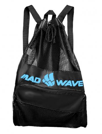 Рюкзак сумка для бассейна VENT DRY BAGРюкзаки и сумки<br>Вентилируемый мешок для спортивной одежды и инвентаря.<br><br>Размер: 65x48.5<br>Цвет: Черный