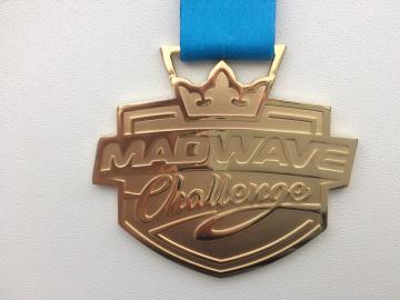Mad Wave Challenge MAD WAVE CHALLENGEMad Wave Challenge<br><br><br>Цвет: Золото