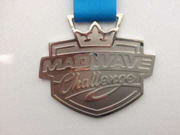 Mad Wave Challenge MAD WAVE CHALLENGEMad Wave Challenge<br><br><br>Цвет: Серебро