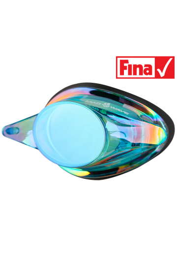 Аксессуар для очков для плавания STREAMLINE Rainbow leftАксессуары для очков<br><br><br>Размер RU: -9<br>Цвет: Голубой