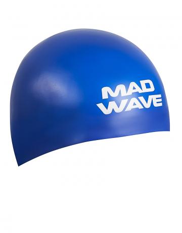Силиконовая шапочка для плавания D-CAPСиликоновые шапочки<br><br><br>Размер INT: L<br>Цвет: Синий