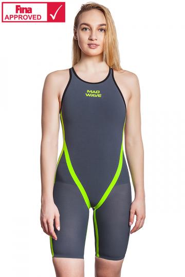 Женский стартовый костюм с открытой спиной Carbshell 2017 Women open back Racing Suit