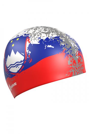 Силиконовая шапочка SLOVENIA