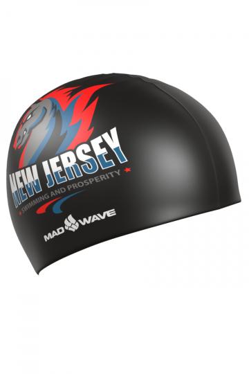 Силиконовая шапочка NEW JERSEY